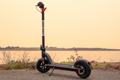Gotrax G4 electric scooter