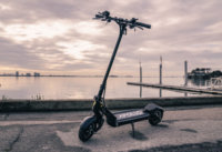 Apollo Ghost Electric Scooter - Full Scooter, Stem Upright