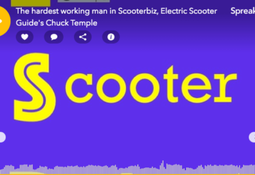 Electric Scooter Podcast - screenshot