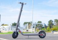 Segway Ninebot E22 electric scooter - full scooter