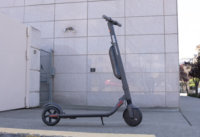 Segway Ninebot ES4 electric scooter - full scooter
